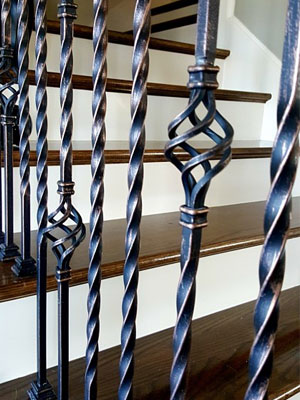 Wrought Iron Finishes Naples, FL